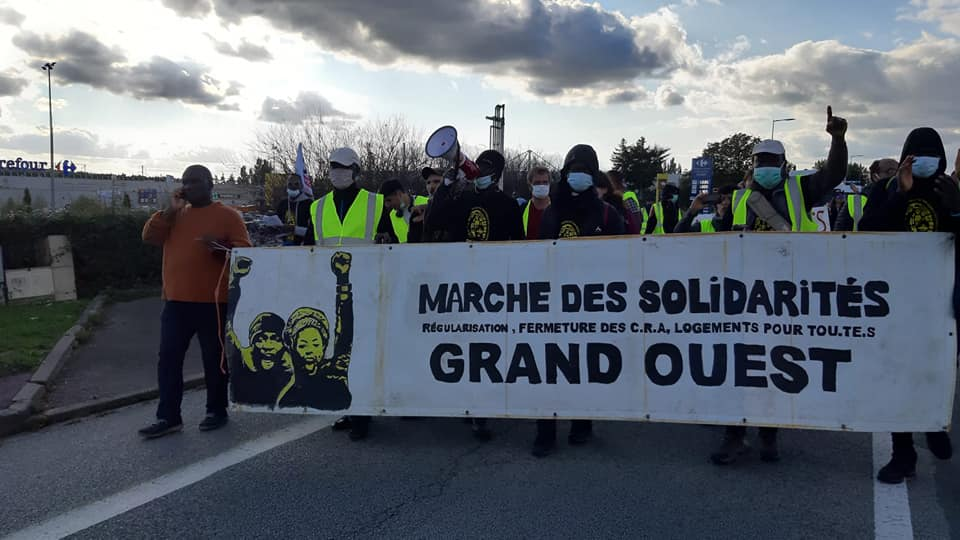 Manif Acte 3 MNSP Angers