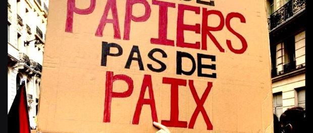 Pas de papiers, pas de paix